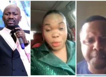 'Home breaker!' Apostle Suleman allegedly sleeps with Pastor's wife, IGP orders probe