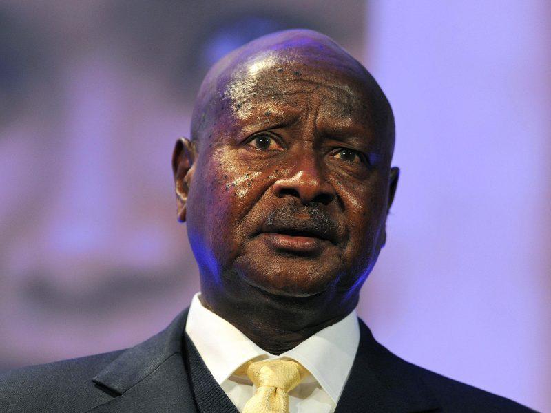 'Ugandan election' Museveni deploys violent tactics to retain power