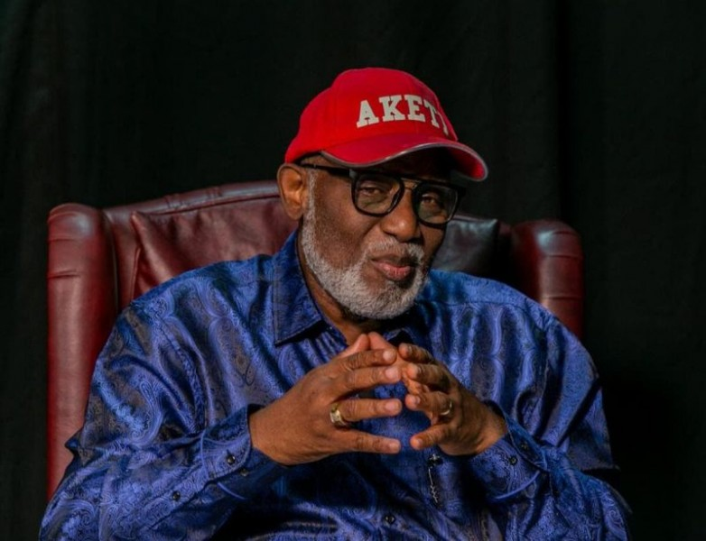 'Grazing ban' Cows loitering the streets will be arrested, Akeredolu warns herdsmen