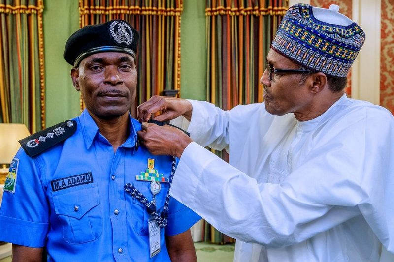 'See you in court' NBA sues Buhari for elongating IGP's tenure