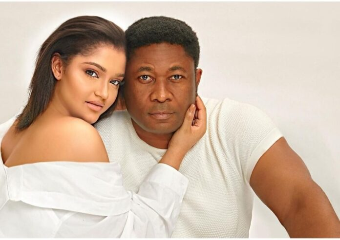 'Caught in the middle' Belema Oil boss in adultery scandal with curvy actress, Destiny Etiko