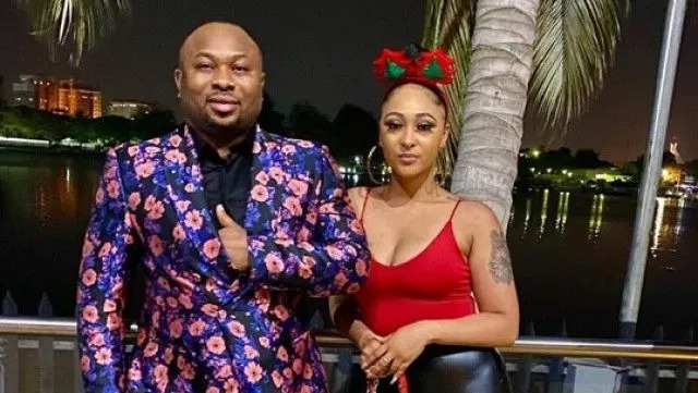 'I can do what I want' Rosy Meurer flaunts ring after Churchill confirmed their marriage