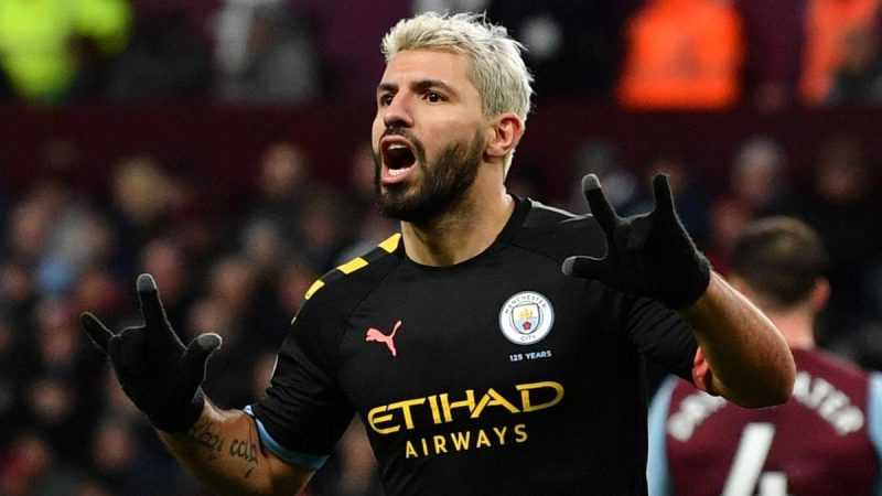 'I don't know what to do yet' Aguero casts doubt over future under Guardiola
