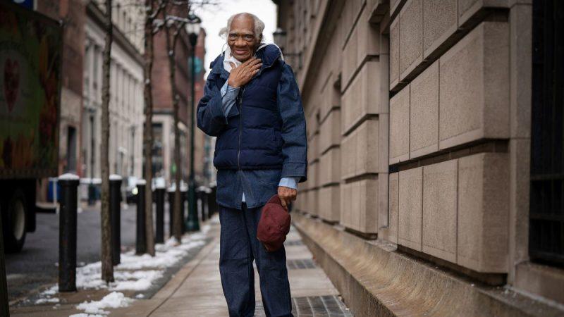 'Freedom at last' America's oldest juvenile lifer gets released aged 83