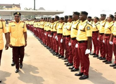 'Catching offenders' Traffic officers to start wearing body cameras, LASTMA boss says