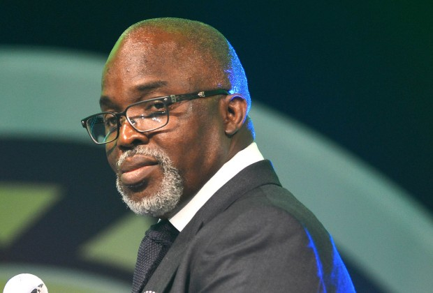 'Congrats' Pinnick emerges CAF Vice President