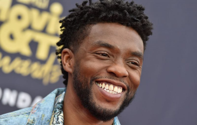 'Going down in history' Chadwick Boseman gets posthumous Oscar nomination