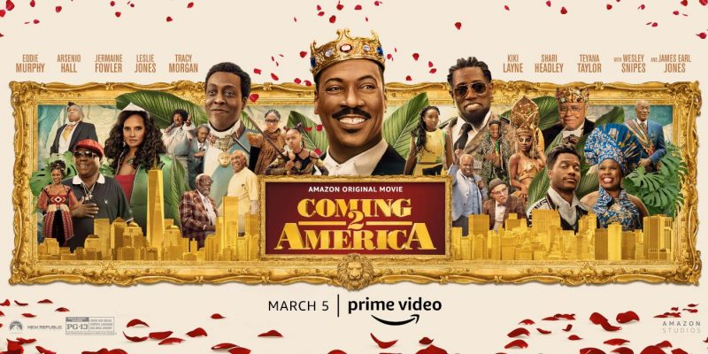 'African royalty!' Here's how celebrities showed up to the premiere of Coming 2 America