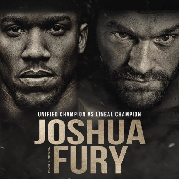 'This fight is on' Anthony Joshua confirm his mega-fight with Tyson Fury will happen in June