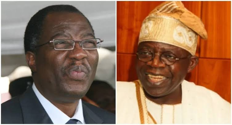 'God has been there for you' Fmr Ogun gov celebrates Tinubu on 69th birthday