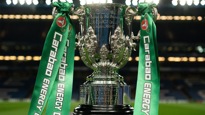 'We are hopeful' Fans are said to attend Carabao Cup final