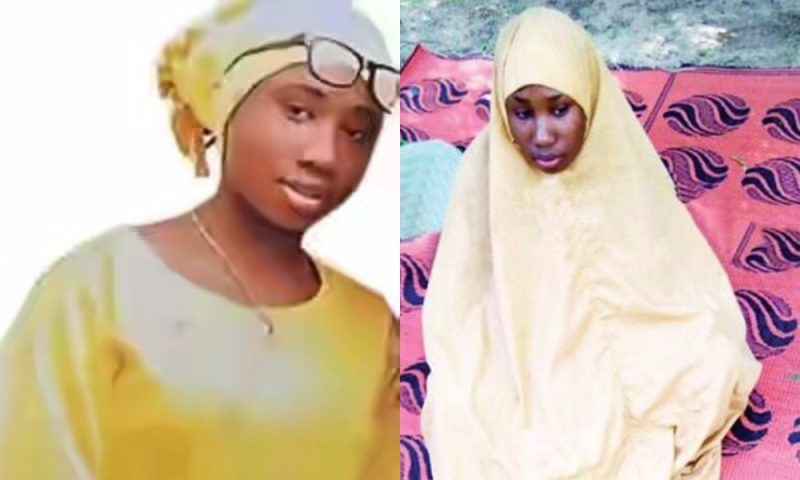 'Again' Leah Sharibu delivers second baby in captivity