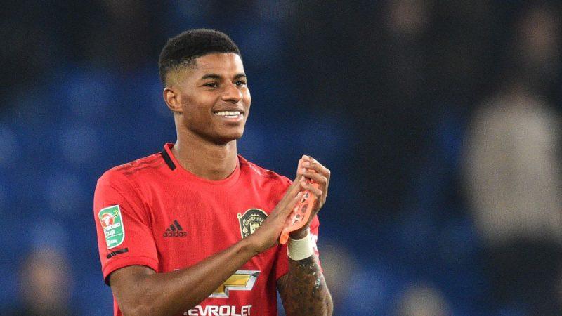 'He is the best' Rashford names best African player in Premier League