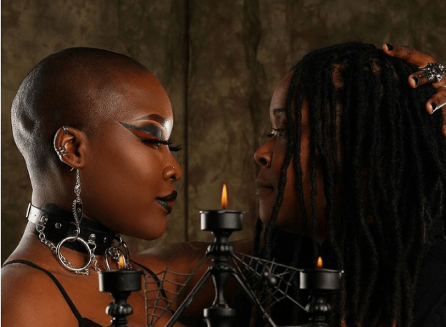 'My love continues to blossom' Charly Boy's daughter, Dewy, celebrates 3rd anniversary with partner