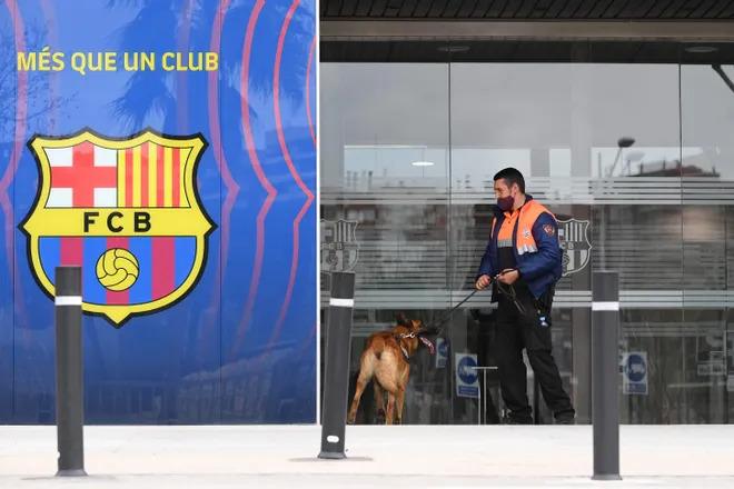 'BarcaGate scandal' Police raids Barcelona, arrests CEO Oscar Grau, Bartomeu, others