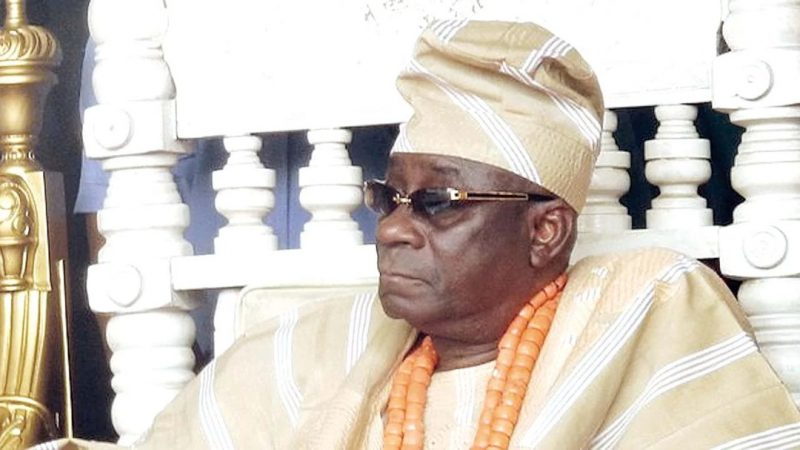 'In the midst of poverty?' Oba of Lagos claims $2m was stolen from his palace, Nigerians react