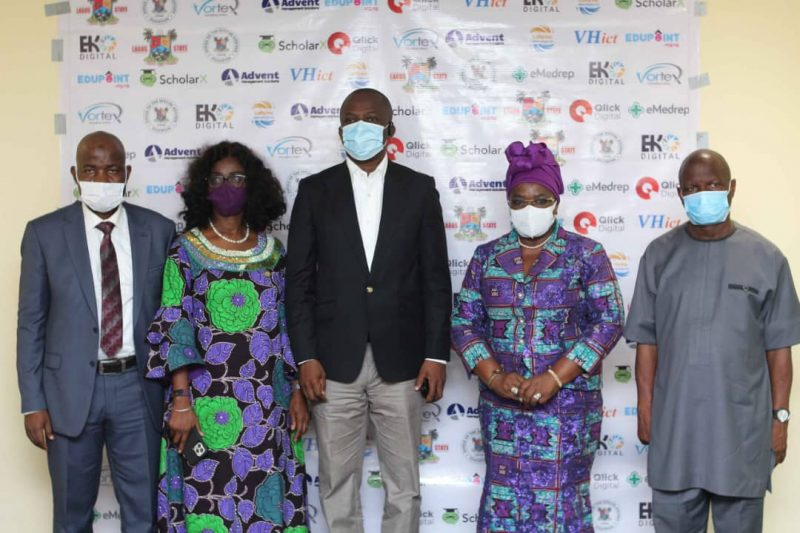 'Greater Lagos' Over 120,000 Lagos school children to get tech skills during 2021