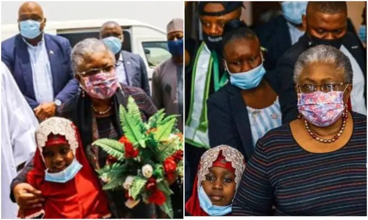 'Welcome home' Dr Ngozi Okonjo-Iweala makes first visit to Nigeria as WTO boss