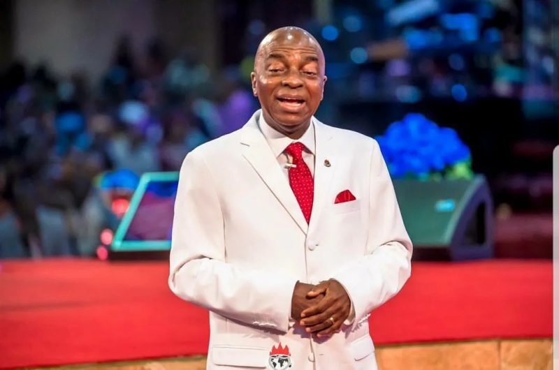 'Only changed people can change their world' Oyedepo gives reasons why Nigeria hasn't changed