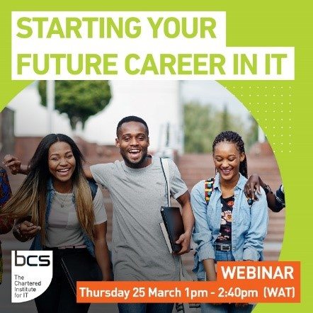 Let British Computing Society guide you into career success
