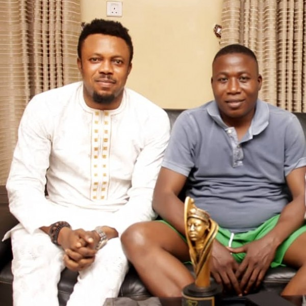 'They're after my life!' OYA Awards boss cries out over Igboho speech