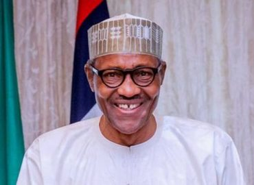 'Making real a promise' Buhari allocates houses to Super Eagles AFCON '94 team