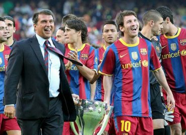 'He is not guided by money' Messi will leave Barcelona if I'm not elected president, Laporta claims