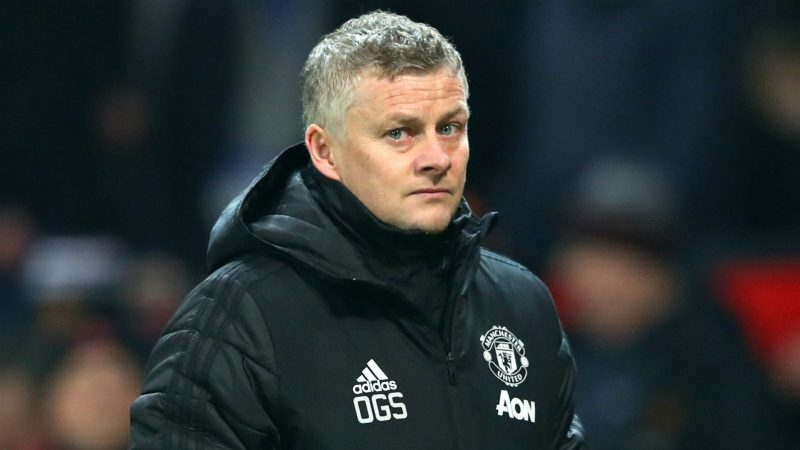 'Not interested' Solskjaer refuses to sign player for Man United over haircut