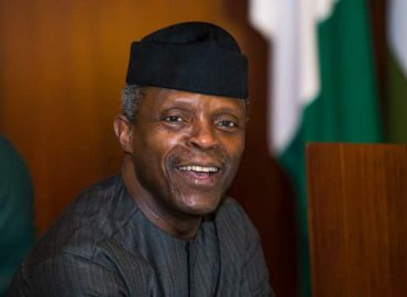 'I did not regret my action' Buhari salutes Osinbajo on 64th birthday