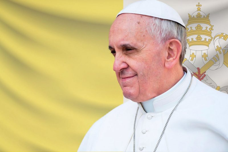'Job well done' Pope Francis praises priest's work with LGBTQ Catholics in a handwritten letter