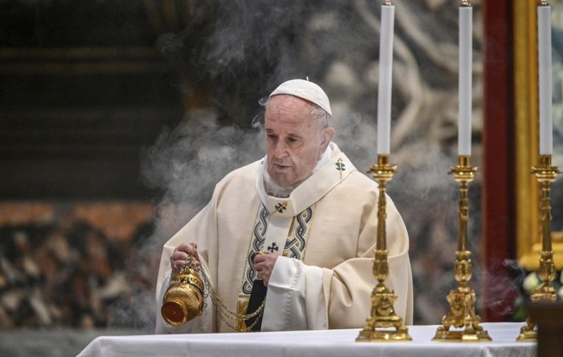 'Let us pray for these girls' Pope Francis reacts to abduction of 317 female students by bandits