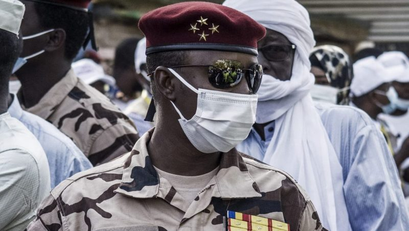 'Just in' Son of slain Chad president to take over as military head