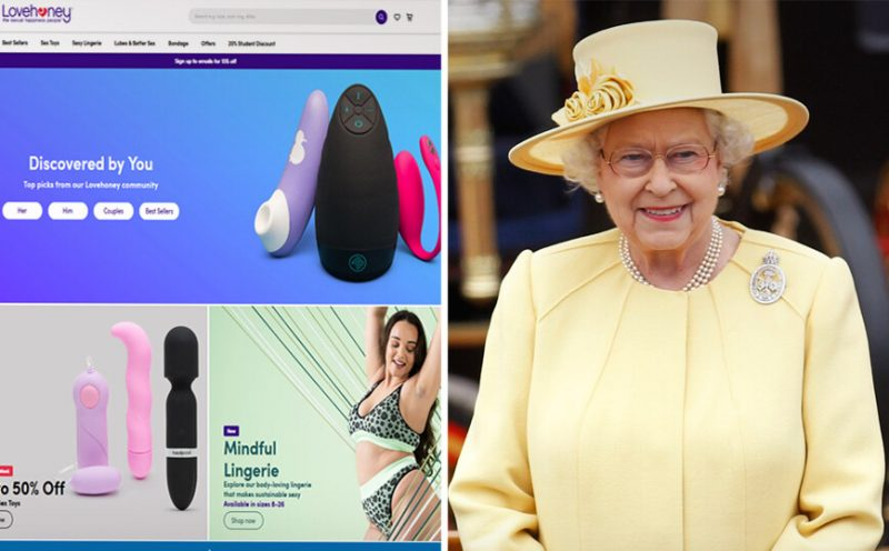 'A symbol of quality' Queen Elizabeth gives sex toy company award for outstanding growth