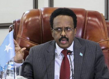 'Despite sanctions' Somali president signs law, extends mandate for two years