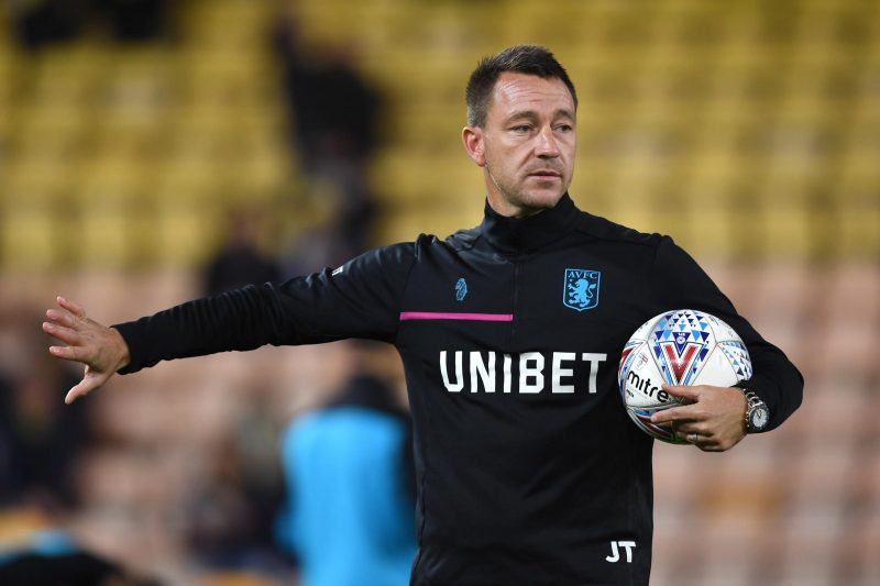 'A redeemer?!' Chelsea legend, John Terry, set to become manager of Premier League club
