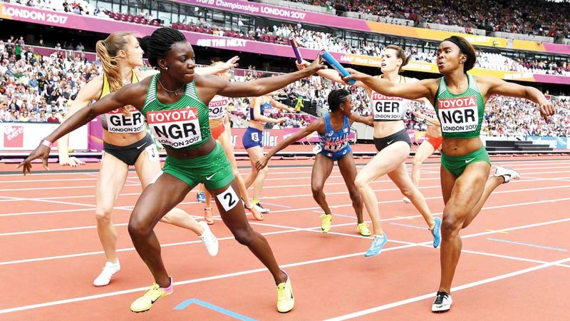 'We will not be represented?!' Nigeria out of World Relays as athletes are denied visas