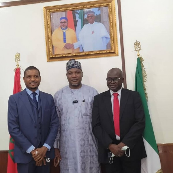'Making history' Shina Peller appointed Nigeria-Morocco Chamber of Commerce Vice-Chairman