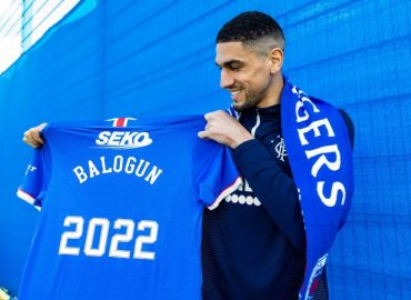 'Not leaving yet' Nigerian defender, Balogun, signs one-year contract extension at Scottish Club