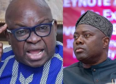 'PDP congress' Makinde congratulates Arapaja, Fayose alleges over-voting
