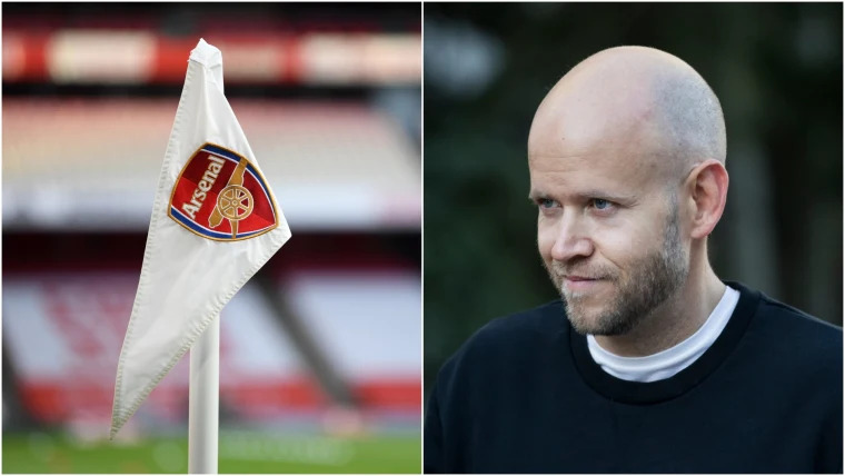 'Bring it back to it's glory' Spotify owner, Daniel Ek, opens up on intending to buy Arsenal, gives reason