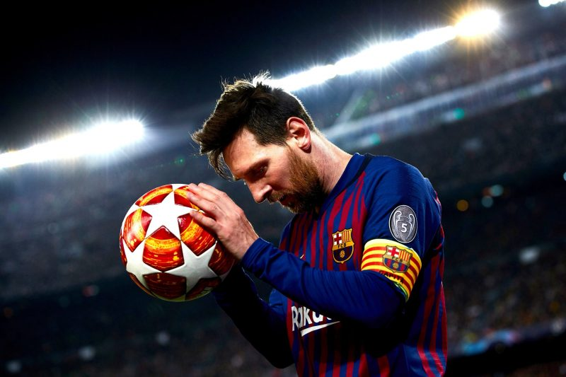 'Flexing financial muscle' PSG table unmatched offer for Messi