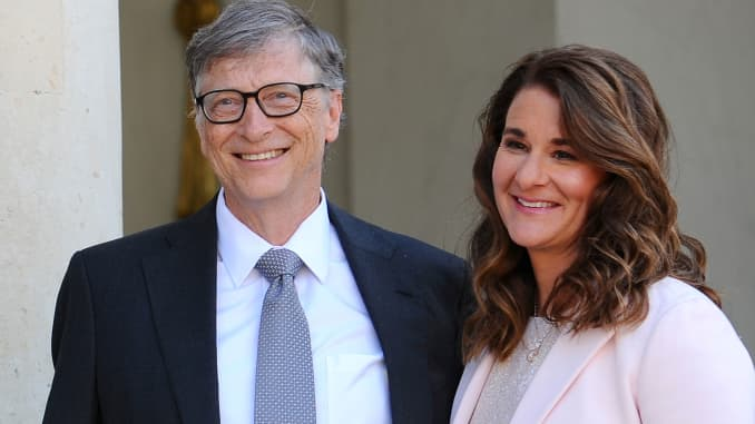 'Next phase' Bill Gates announce end of marriage with wife, Melinda after 27 years