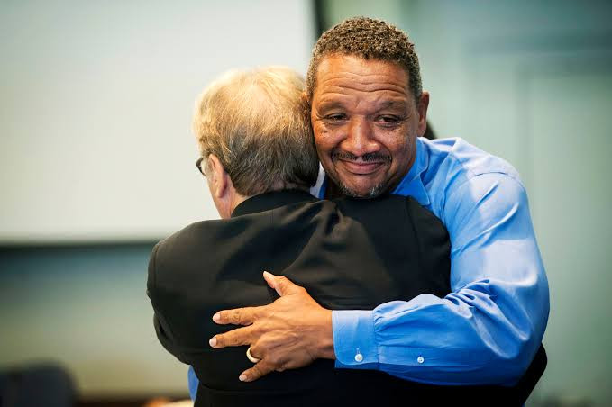 'Wrongful conviction' Man imprisoned since 1995 for two murders he didn't commit pardoned