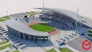 'Man City vs Chelsea' inside champions league final venue, Atatürk Olympic stadium, Istanbul
