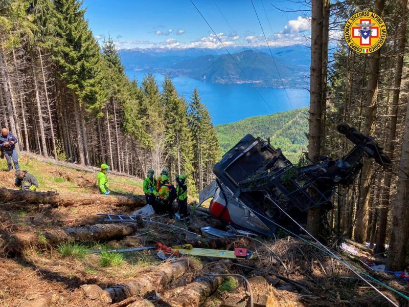 'Profit before safety' Prosecutors reveal findings in Italy cable car disaster killing 14 people