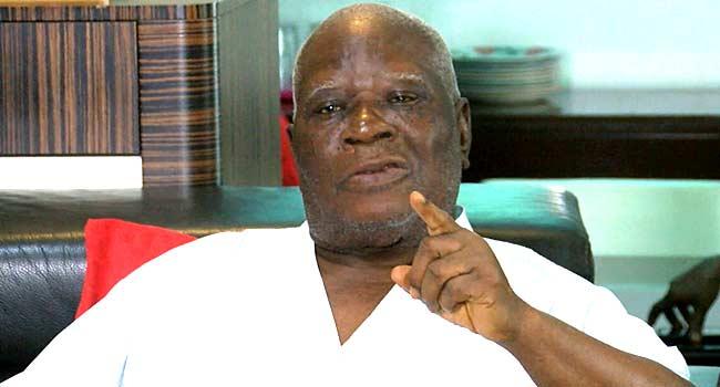'United Nigeria' Edwin Clark says no to secession