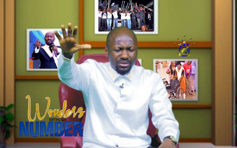 'Miracle money alerts inclusive' Life-changing testimonies at Apostle Suleman's 'Wonders Without Numbers' crusade