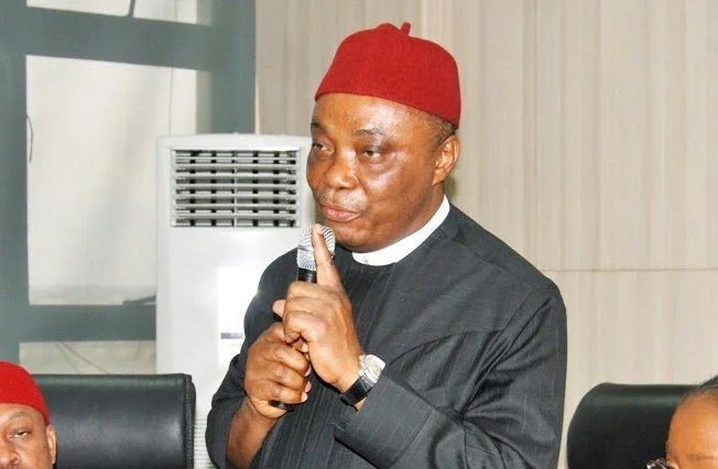 'It will fail' Peter Nwaboshi on removing Lawan as Senate President