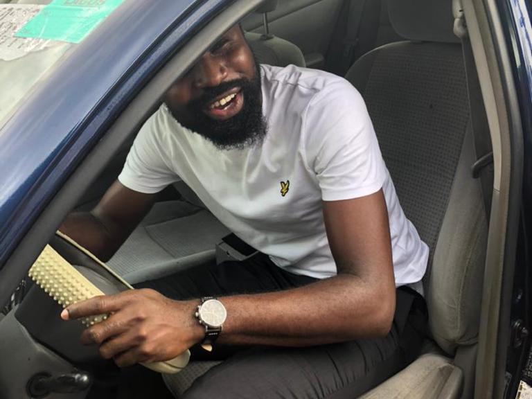 'Impressive!' Lagos boss gifts loyal staff new car