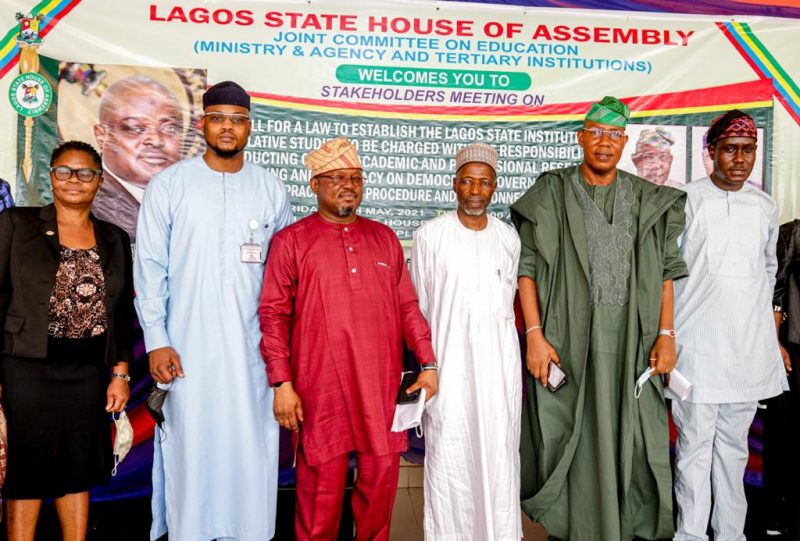 'Education for lawmakers' Stakeholders state positions as Lagos Assembly plans Institute of Legislative Studies